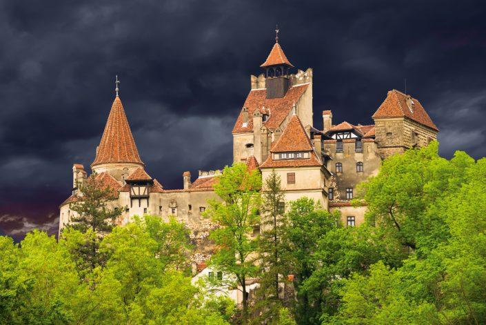 Dracula-Schloß Bran - Rumänien